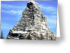 Matterhorn Peak Greeting Card