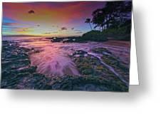 Maui Beauty Greeting Card
