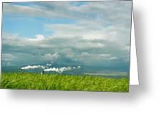 Maui Landscape Greeting Card