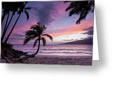 Maui Moments Greeting Card