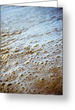 Maui Shore Bubbles Greeting Card