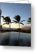 Maui's Magic Greeting Card