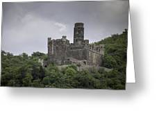 Maus Castle 09 Greeting Card