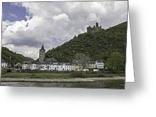 Maus Castle 14 Greeting Card