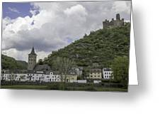 Maus Castle 15 Greeting Card