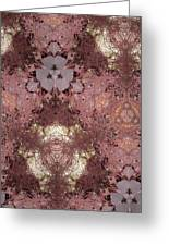 Mauve Over Greeting Card