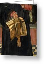 Maximilian I Holy Roman Emperor Greeting Card
