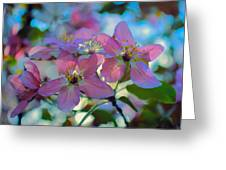 May Pastels Greeting Card