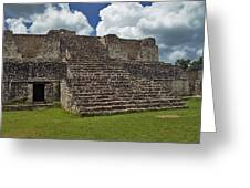 Mayan Ruins 2 Greeting Card