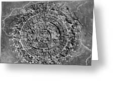 Mayan Rule Greeting Card