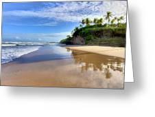 Mayaro Beach Trinidad Greeting Card