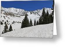Mayflower Gulch Winter Greeting Card