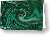 Mayhems Of The Seas H A Greeting Card