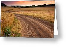 Mazzy Road Greeting Card