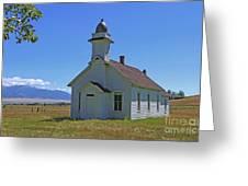 Mcallister Church Greeting Card