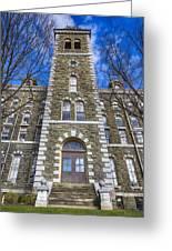 Mcgraw Hall - Cornell University Greeting Card