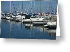 Mckinley Marina 2 Greeting Card