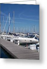 Mckinley Marina 6 Greeting Card