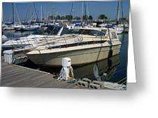 Mckinley Marina 7 Greeting Card
