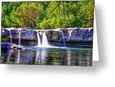 Mckinney Falls Greeting Card