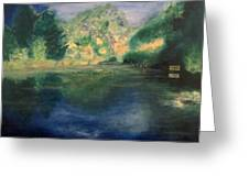 Mclane Reflections Greeting Card