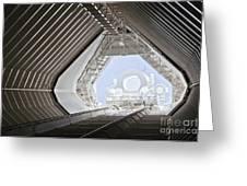 Mcmath-pierce Solar Observatory Greeting Card