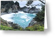 Mcway Falls Greeting Card