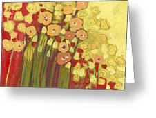Meadow In Bloom Greeting Card