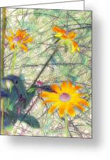 Meadow Out Loud Greeting Card