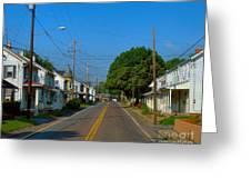 Mechanicsburg Pa Greeting Card