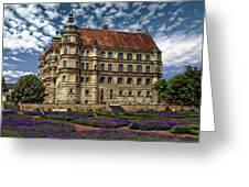 Mecklenburg Palace Greeting Card