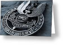 Medal Greeting Card