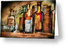 Medicine - Syrup Of Ipecac Greeting Card