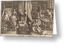 Medicine: Pl.6 Greeting Card