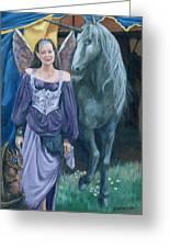 Medieval Fantasy Greeting Card