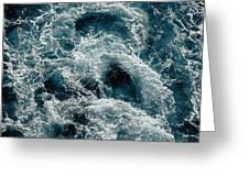 Mediterranean Sea Art 112 Greeting Card