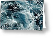 Mediterranean Sea Art 113 Greeting Card