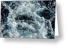 Mediterranean Sea Art 116 Greeting Card