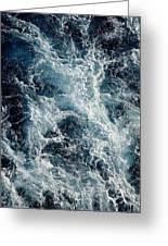 Mediterranean Sea Art 117 Greeting Card