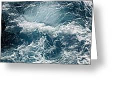 Mediterranean Sea Art 53 Greeting Card