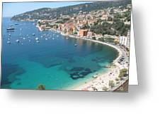 Mediterranean Sea Greeting Card