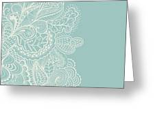 Mehndi Greeting Card