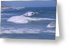 Melbourne Beach Florida Usa Greeting Card