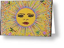 A Melody Greeting Card