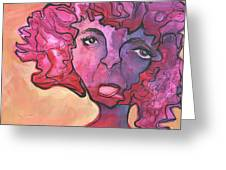 Melting Point Greeting Card