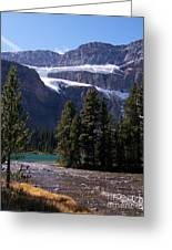 Meltwater Greeting Card