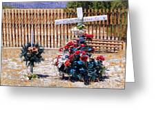 Memorial 1 Greeting Card
