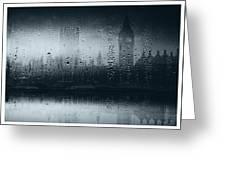 Mystical London Greeting Card