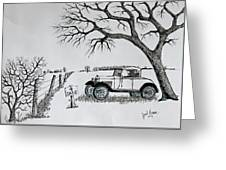 Memories For Sale Greeting Card