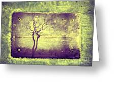 Memories Like Trees Greeting Card